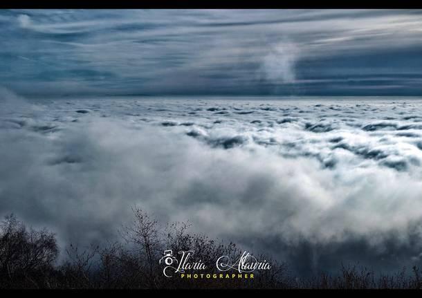 Sopra le Nuvole...