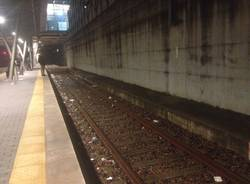 Stazione castellanza: binari o discarica?