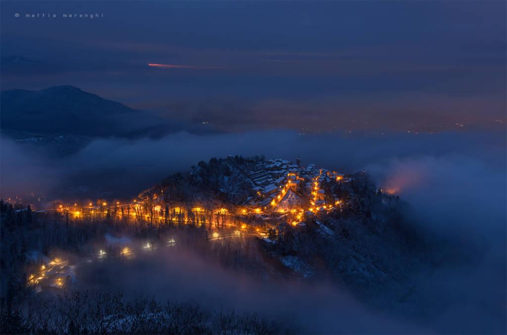 La magia del Sacro Monte di Varese