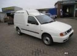 Furgone CADDY Walkswagen 1999 rubato nella notte