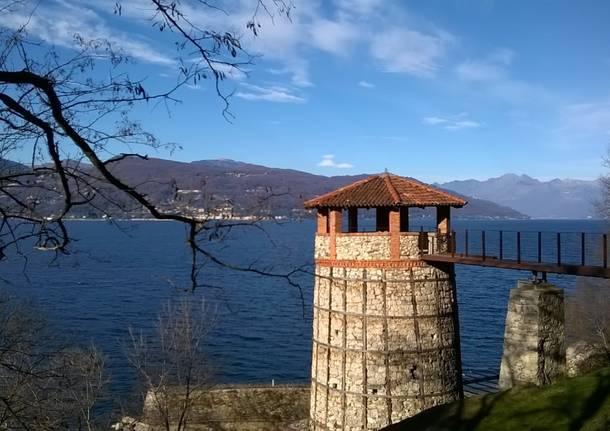 """CAMMINATA """"BRUCIA PANETTONE"""" : L'anello delle Fornaci a Ispra"""