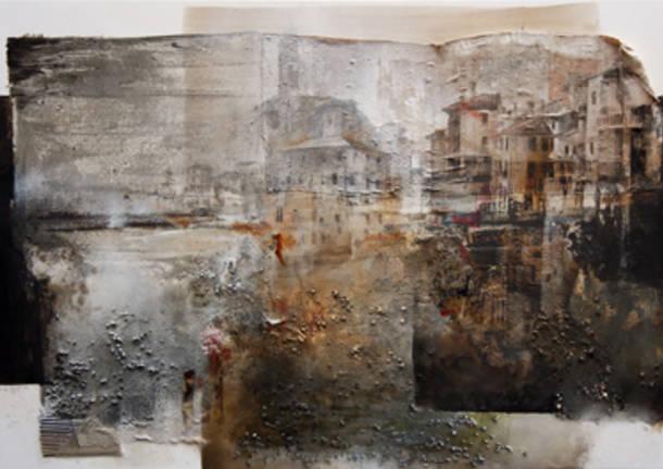 Astrattismo materico - Ester Maria Negretti