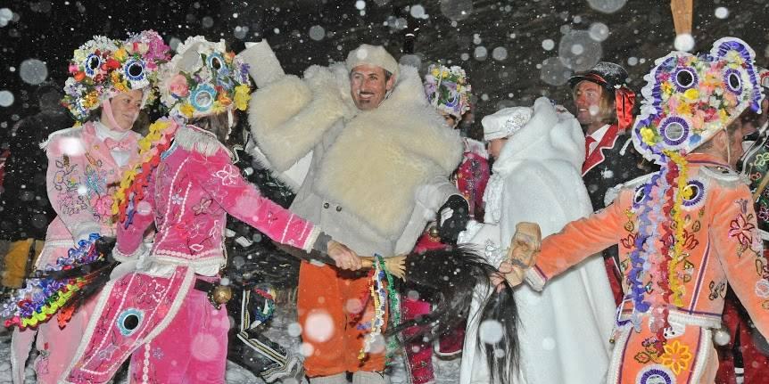 Carnevali in Val d'Aosta