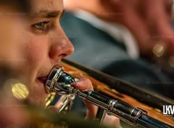 Chiasso Swing Orchestra in concerto