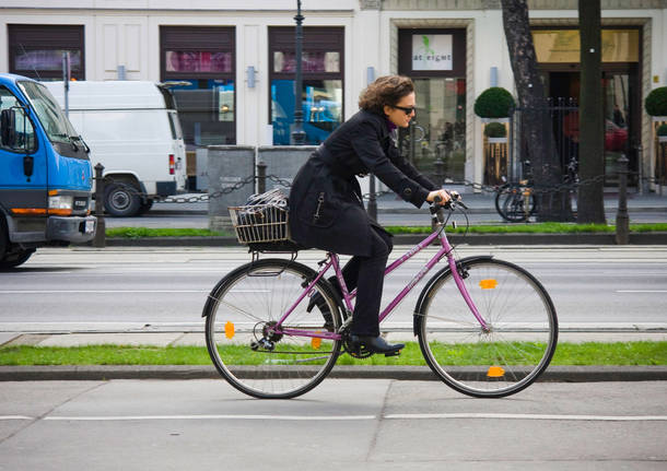 classifica città biciclette