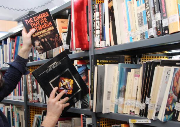 """Con Dylan Dog arriva """"Una biblioteca da paura"""""""