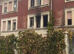 dormitorio ex Officine FS Gallarate via Pacinotti