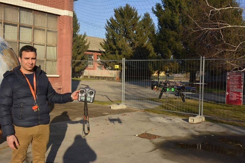 droni ultraleggeri volandia gullp