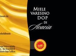 Etichetta Miele Dop d'acacia varesino