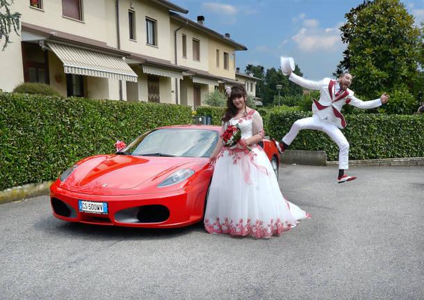 Matrimonio In Ferrari : In ferrari o d annata i matrimoni di mercoledì gennaio