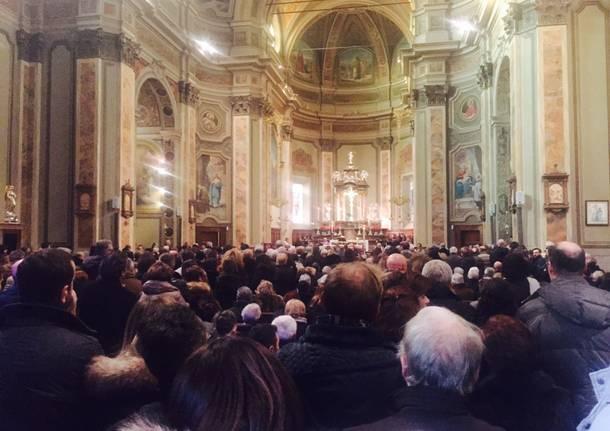 Funerale Marco Limido