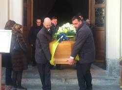 Funerale Marco Limido