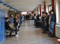 Il flash mob per la giornata della memoria