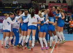 italia pallavolo femminile 2016