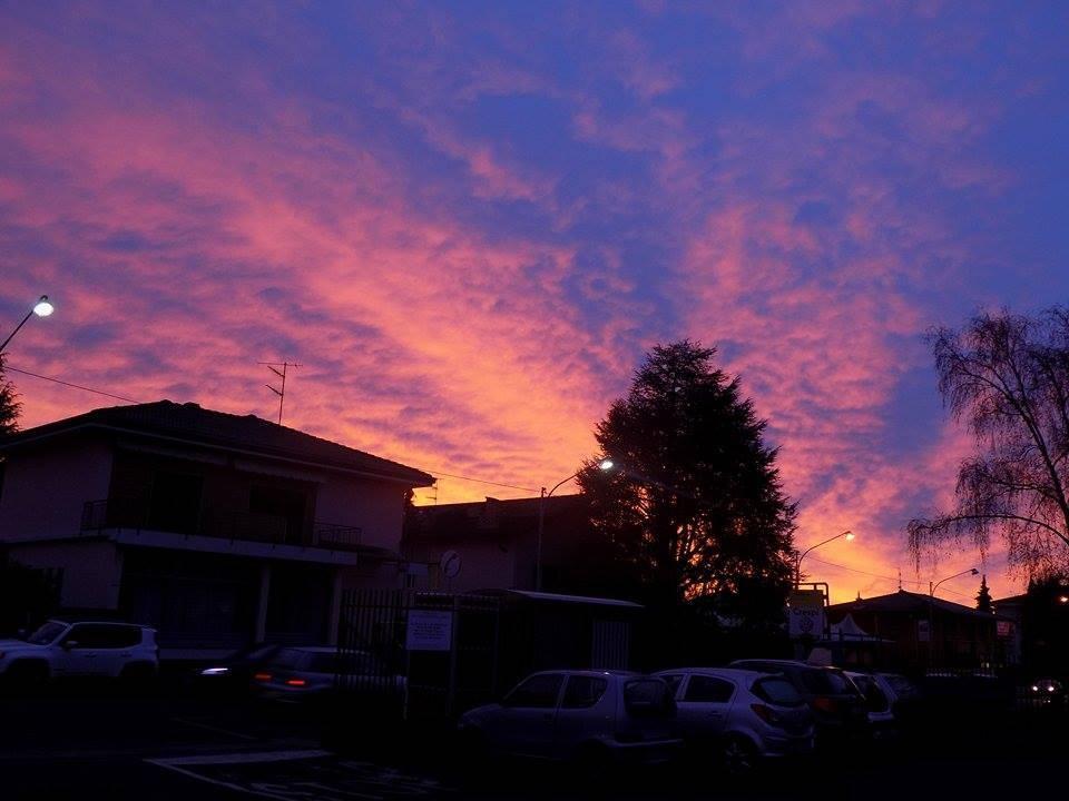L'alba del 7 gennaio