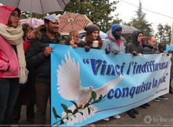 La marcia della pace vista dalla Focale