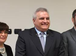La nuova squadra dell'ASST Valle Olona con il direttore Brazzoli