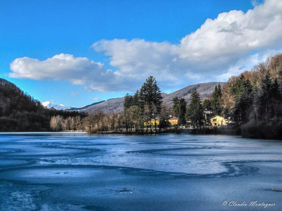 lago di ghirla che freddo varesenews foto