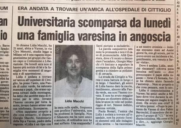 Lidia Macchi Story