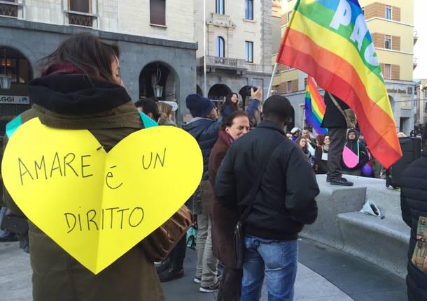 Manifestazione per i diritti civili