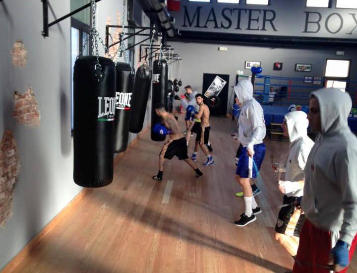master boxe colonia elioterapica busto arsizio