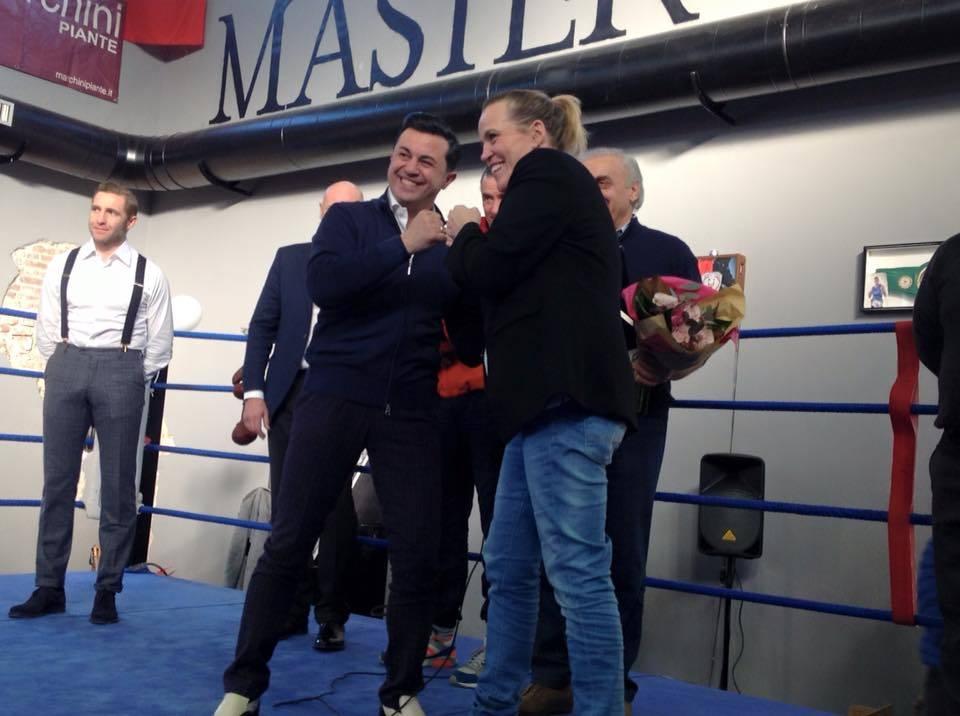 master boxe palestra colonia elioterapica