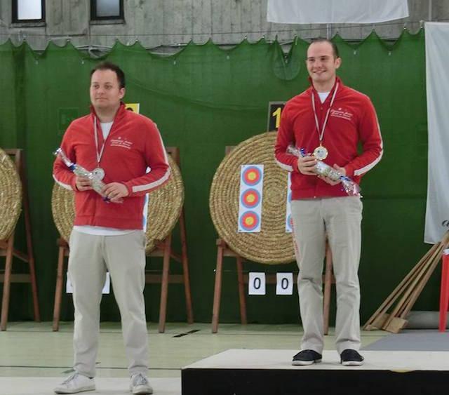 medaglie varesotte Campionati Regionali 2016 tiro con l'arco