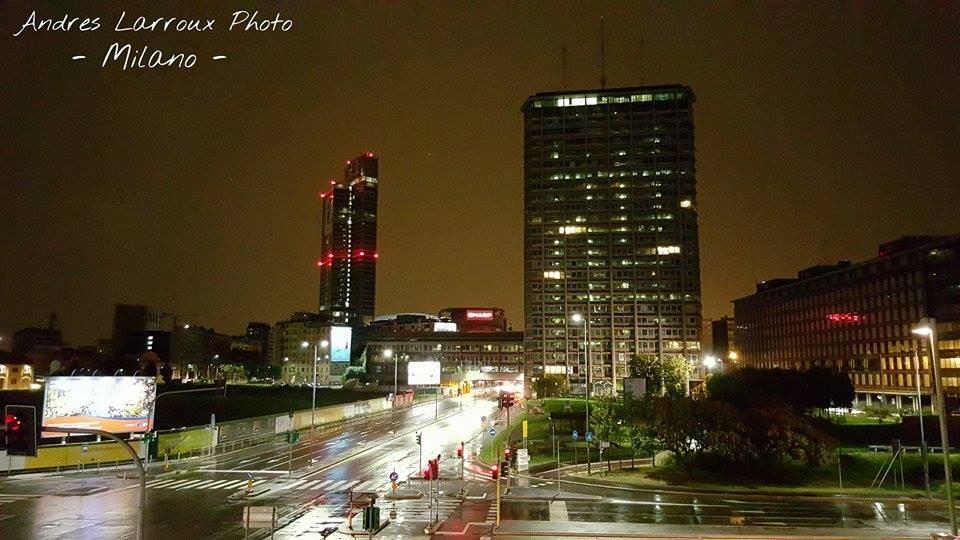 Milano, bella di notte