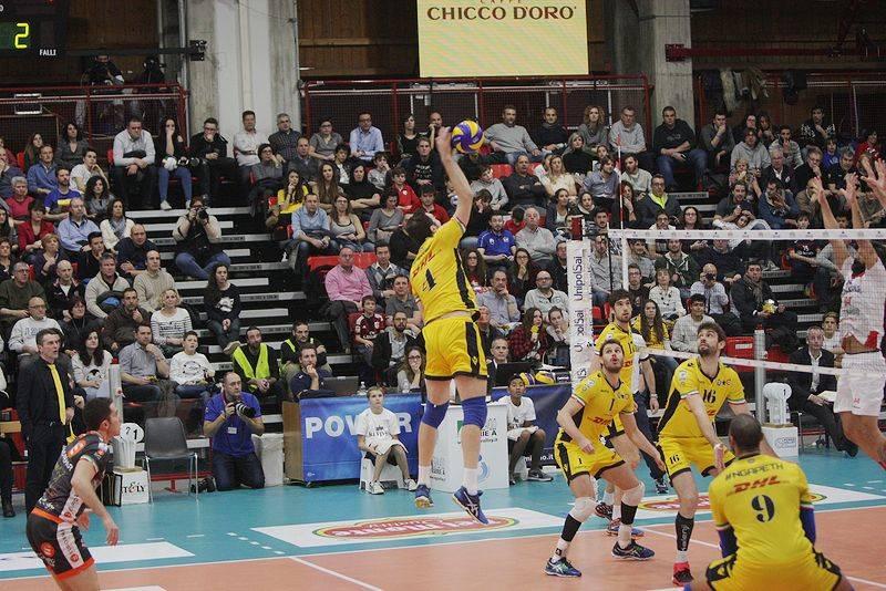 milano modena volley