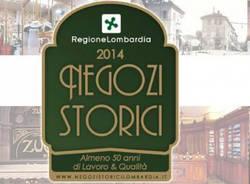 negozi storici lombardia logo