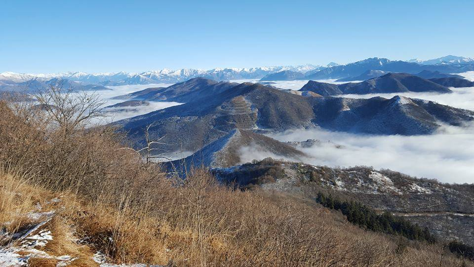 nuvole sacro monte 3 gennaio 2016