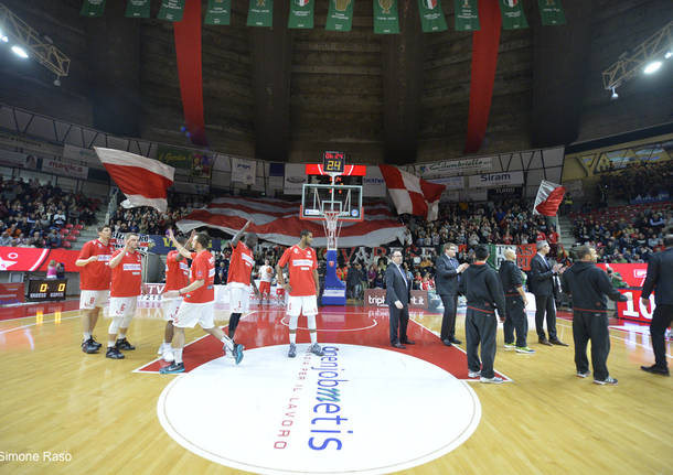Openjobmetis Varese - A. Vitasnella Cantù 79-66