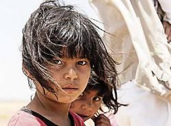 rifugiati siria profughi bambini