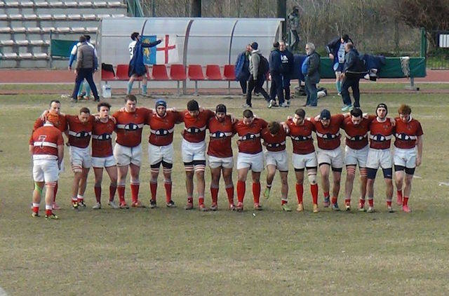 Rugby Lecco - Rugby Varese 13-12