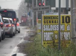 Saldi di Forte dei Marmi, i cartelli contestati