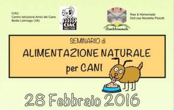 seminario cani