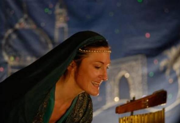 Shahrazad E La Lampada Di Aladino