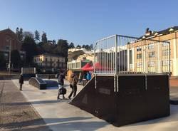 Skate Park in piazza Repubblica