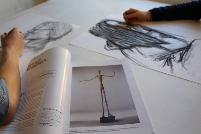 Su Hestetika le opere degli studenti del Casnati di Como
