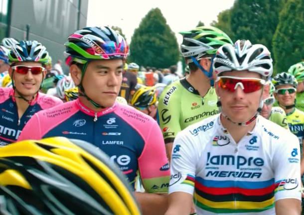 to the fore film cinese su tre valli varesine ciclismo