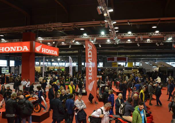 Veronafiere: al via oggi il Motor Bike expo 2016