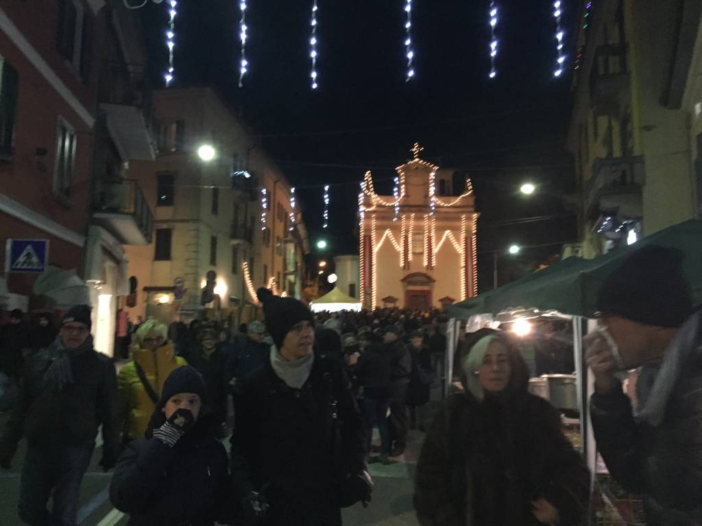 Varese aspetta il falò