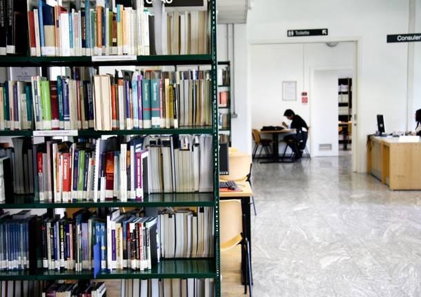 biblioteca liuc