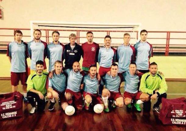 vedanese calcio a 5