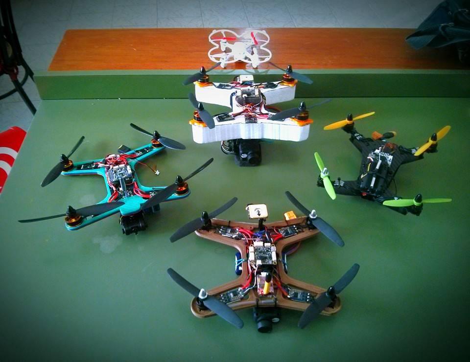 volandia droni befana 2016
