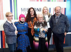 Zondra Rhodes Missoni Fashion Textile Museum