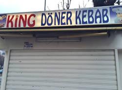 Ancora chiuso il chiosco kebab della stazione