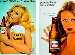antica pubblicità birra peroni