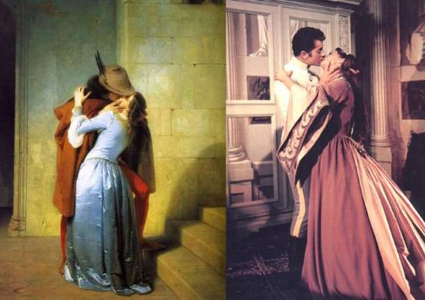 bacio di visconti hayez