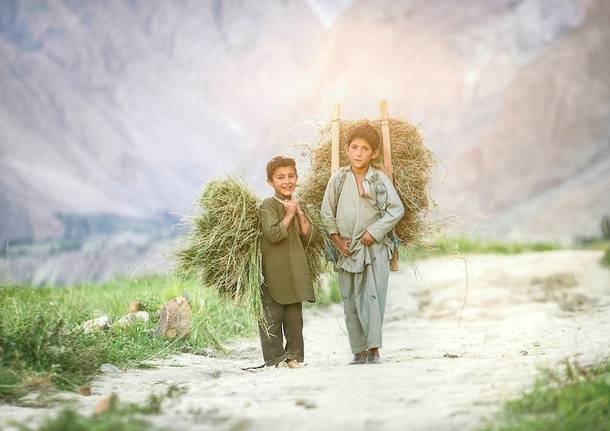 Baltì, le meravigliose foto del Piccolo Tibet